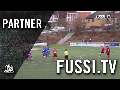 SV Curslack-Neuengamme - Concordia (Oberliga Hamburg) - Spielszenen | ELBKICK.TV