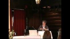 Prof. Lea Pulkkinen - Skansen Stockholm 2011 - part 1