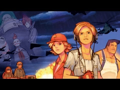 CGRundertow ADVANCE WARS: DUAL STRIKE for Nintendo DS Video Game Review