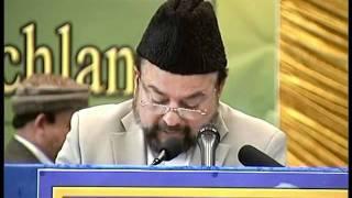 Dr. Abdul Ghaffar auf Ijtema Majlis Ansarullah Germany 2010 1/2