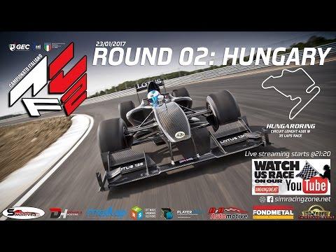 Assetto Corsa - Campionato Italiano ACF2 - ROUND 02: Hungary
