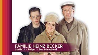 Familie Heinz Becker - S1E1 - Der Dia-Abend