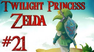 Zelda Twilight Princess : Le Yéti | Episode 21 - Let