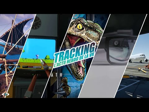 Tracking : Actu VR #28 : Lunette AR Lenovo, EmuVR en multi, Jurassic World Aftermath...