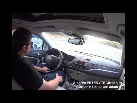 Işıklarda gözgöze geldik, Aksiyon Başladı! Bir yıldızın kayışı: Citroen C5 vs Mercedes C180