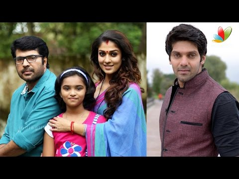 Arya's special appearance in Mammootty -...