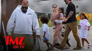 Kim Kardashian & Kanye West On Make Or Break Vacation | TMZ
