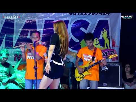 KEBACUT KANGEN - EVIS RENATA HOT - ROMANSA 2018 LIVE DEMAK - MAS FAUZI