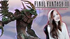 ADRAMMELECH ESPER BOSS FIGHT   Final Fantasy 12 The Zodiac Age Gameplay