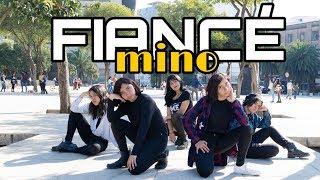[KPOP IN PUBLIC] MINO(송민호) (아낙네) - FIANCÉ Dance Cover by Lyn & Jack