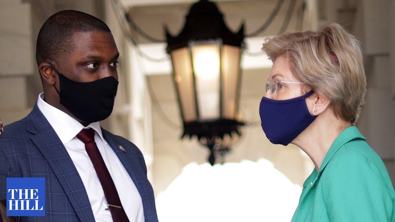 Jones and Warren URGE Congress to pass FREE CHILD CARE act