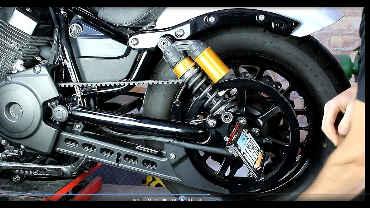 Yamaha R Lowering Kit