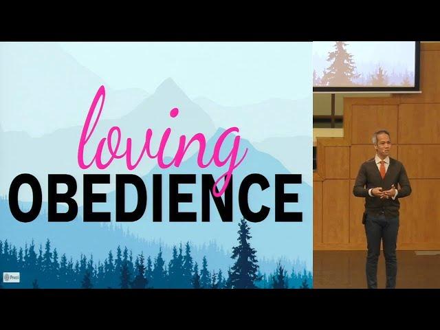 April 18th, 2021 - Loving Obediance