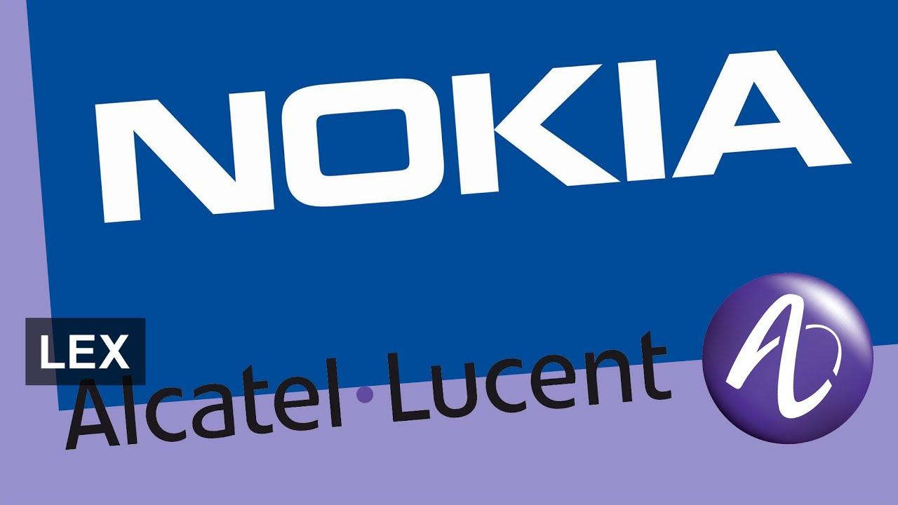 Can Nokias Alcatel Lucent Merger Work Lex Youtube