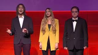 Come superare i propri limiti | Damiano e Margherita Tercon, Philipp Carboni | TEDxCittàdiSanMarino