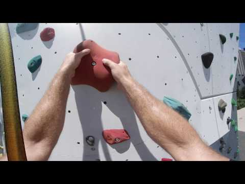 CLIMBING EVEREST IN DOWNTOWN CHICAGO 360 VIDEO CLIMB