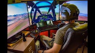 Fred's Arma 3 cockpit setup - AH-64D Apache Longbow - Official Project Mod