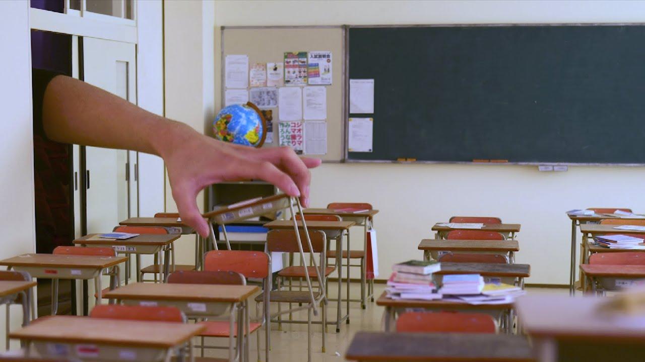 男子高校生が1年かけて教室のミニチュアを作ってみた