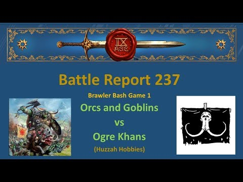 The 9th Age Battle Report 237