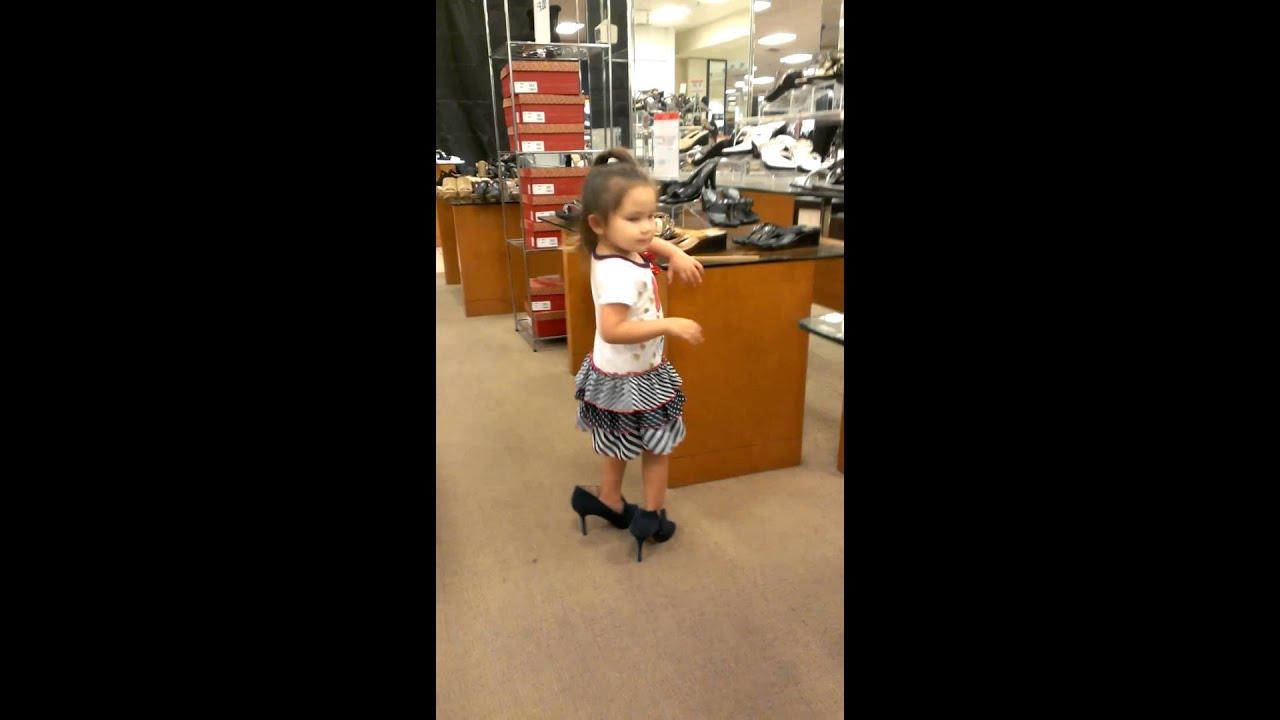 Working In Macy S Shoe Department