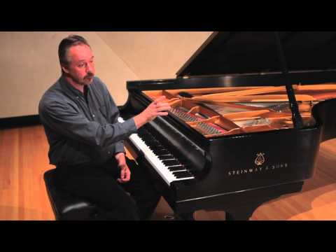 Bud Fisher on piano tuning