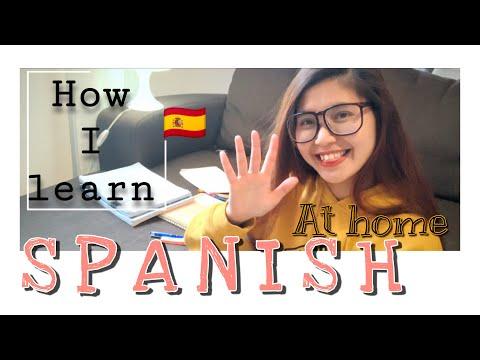 #29: MỘT NGÀY TỰ HỌC TIẾNG TÂY BAN NHA ?| Tips tự học tiếng Tây Ban Nha đơn giản và hiệu quả ??✏️