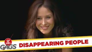Mysteriously Vanished People  Best of Just For Laughs Gags