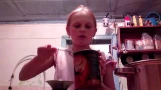 Вика повар! Готовлю гречневый суп!