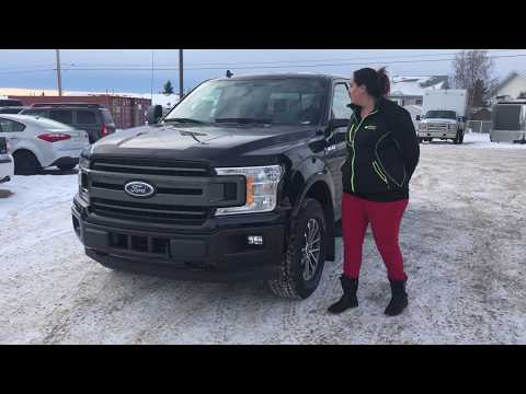 2019 Ford F-150 XLT with Max Trailer Tow