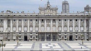 Королевский дворец в Мадриде(Видеоблог о моей поездке в Мадрид В видеосюжете я рассказываю и показываю королевский дворец в Мадриде,..., 2015-09-25T19:09:07.000Z)
