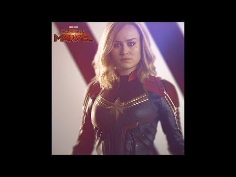 Marvel Studios' Captain Marvel | Monday Motivation: The Physical Journey