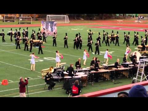 King Philip Marching Band 2014 MICCA Finals