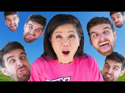SPY NINJAS vs TEAM DANIEL But if You LAUGH You LOSE the Extreme Funny Challenge Game - Vy Qwaint