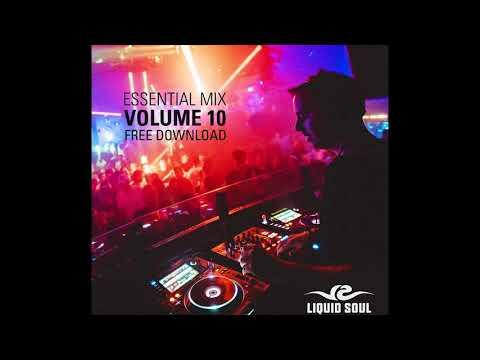 Liquid Soul - Essential Mix Vol.10 (2017)
