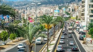 ЛИВАН 2017- МИССИОНЕРСКАЯ ПОЕЗДКА семьи КИРНЕВ (LEBANON)