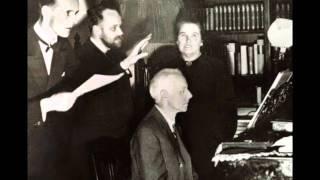 Kodály: Hungarian Folk Music (No.1) / Mária Basilides, Béla Bartók