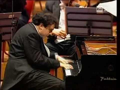 Prokofiev: Piano Concerto n. 2 - Yefim Bronfman
