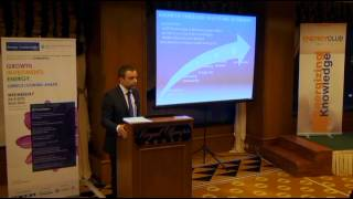 Greece Looking Ahead Conference | Energy & Sustainability Club | Yiannis Kalafatas