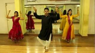 Dhai shyam- kahe ched devdas dance by Lakshya Dance unlimited