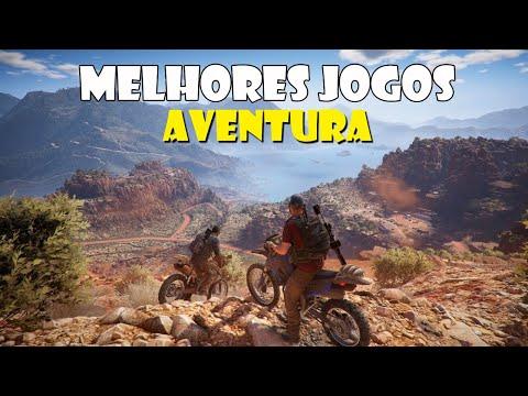 Top 15 Melhores Jogos De AVENTURA Para Android 2019 Best Adventure Games Android