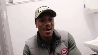 'THE FIGHT DIDN'T HAPPEN BECAUSE OF CRAIG' - SHAKAN PITTERS ON CRAIG RICHARDS & CANELO AT 175