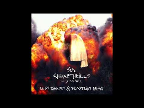Sia - Cheap Thrills feat Sean Paul...
