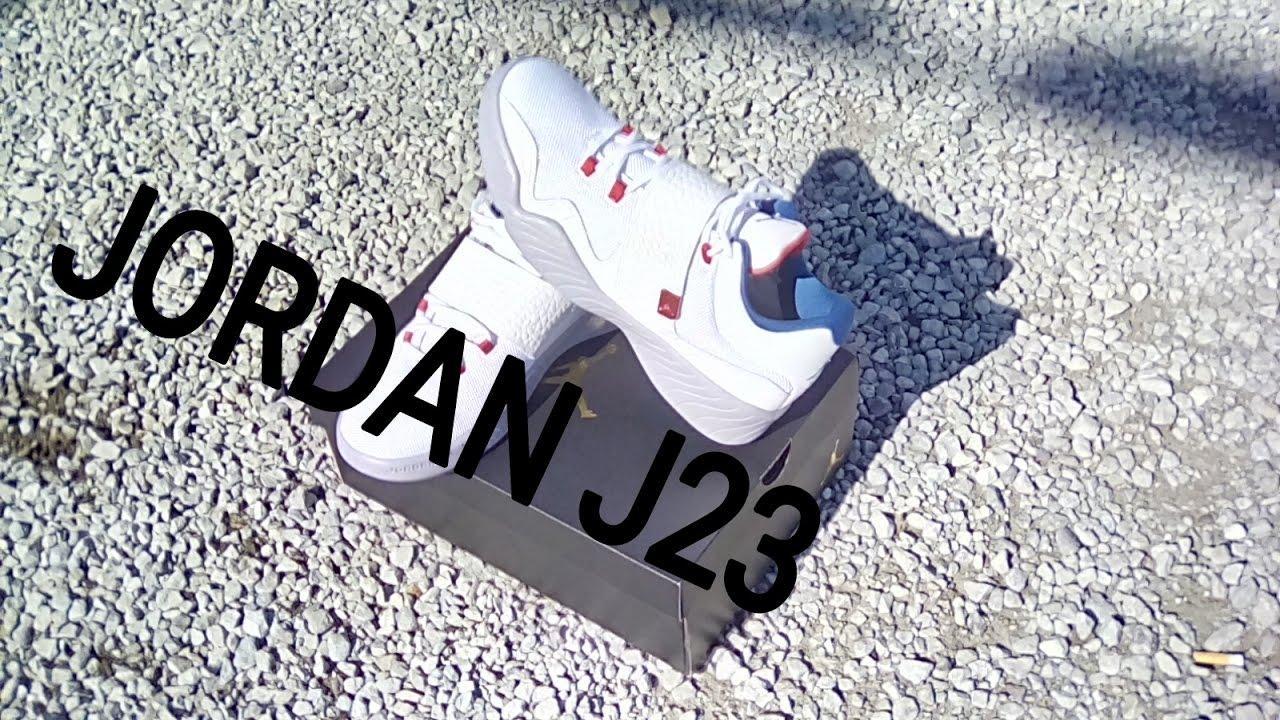 64d9fe148bc JORDAN J23 review - YouTube