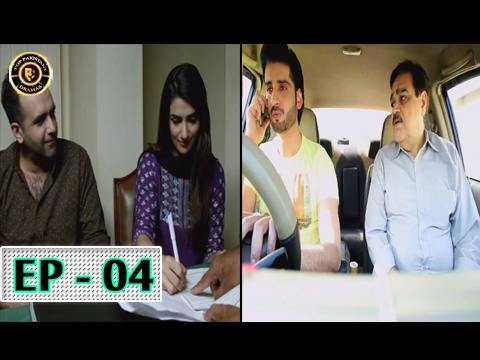 Tumhare Hain Episode 04 - 13th February 2017 - ARY Digital T