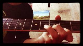 . Shaun the Sheep !!! Guitar lesson version Full!!!
