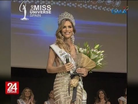 Angela Ponce, kinoronahang Miss Universe-Spain at unang transgender na sasabak sa Miss Universe en streaming