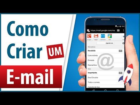 Como Criar um Email pelo Celular 2017 Passo-a-Passo Completo | Método Rápido e Fácil - BEM EXPLICADO