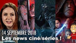 Titre STAR WARS IX ? / S.O.S Fantômes 2 / Script THE BATMAN / AVENGERS 4 duo !
