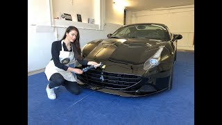 Ferrari California T - DETAILING - Paddy poliert PS Car Garage