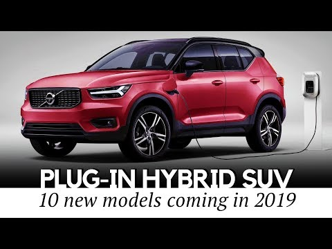 10 New Electrified SUVs with the Longest Range (Plug-in Hybrids of 2019)
